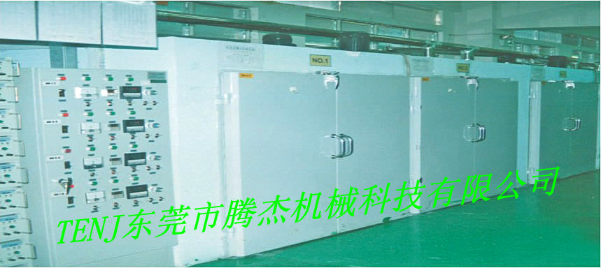 墙式联体大型烤箱