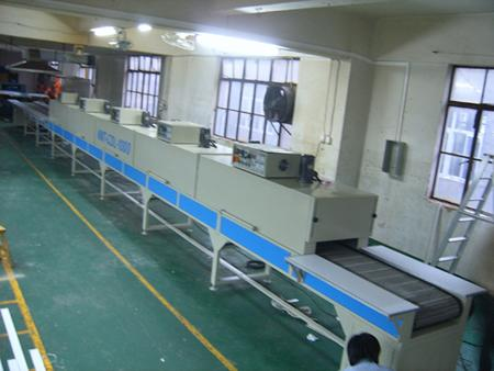 东莞印花隧道炉