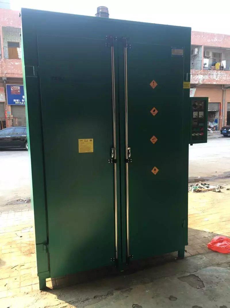 精密烘箱采用进口接触器或固态继电器或